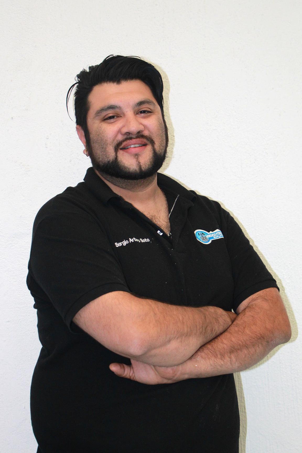 Sergio Arturo Soto Mosqueda