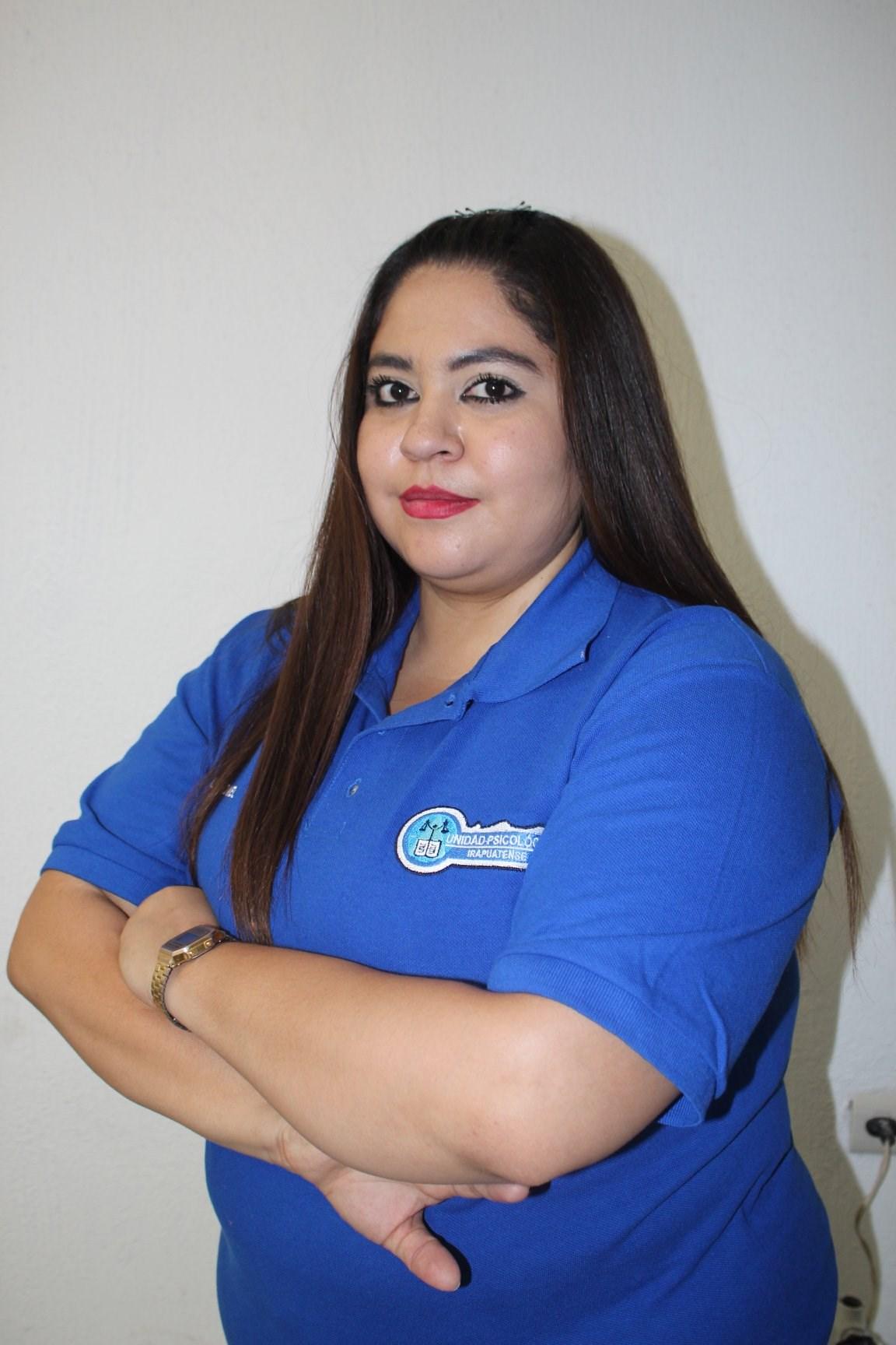 Maestra en Psicología Cinthya Rosalba Soto Mosqueda
