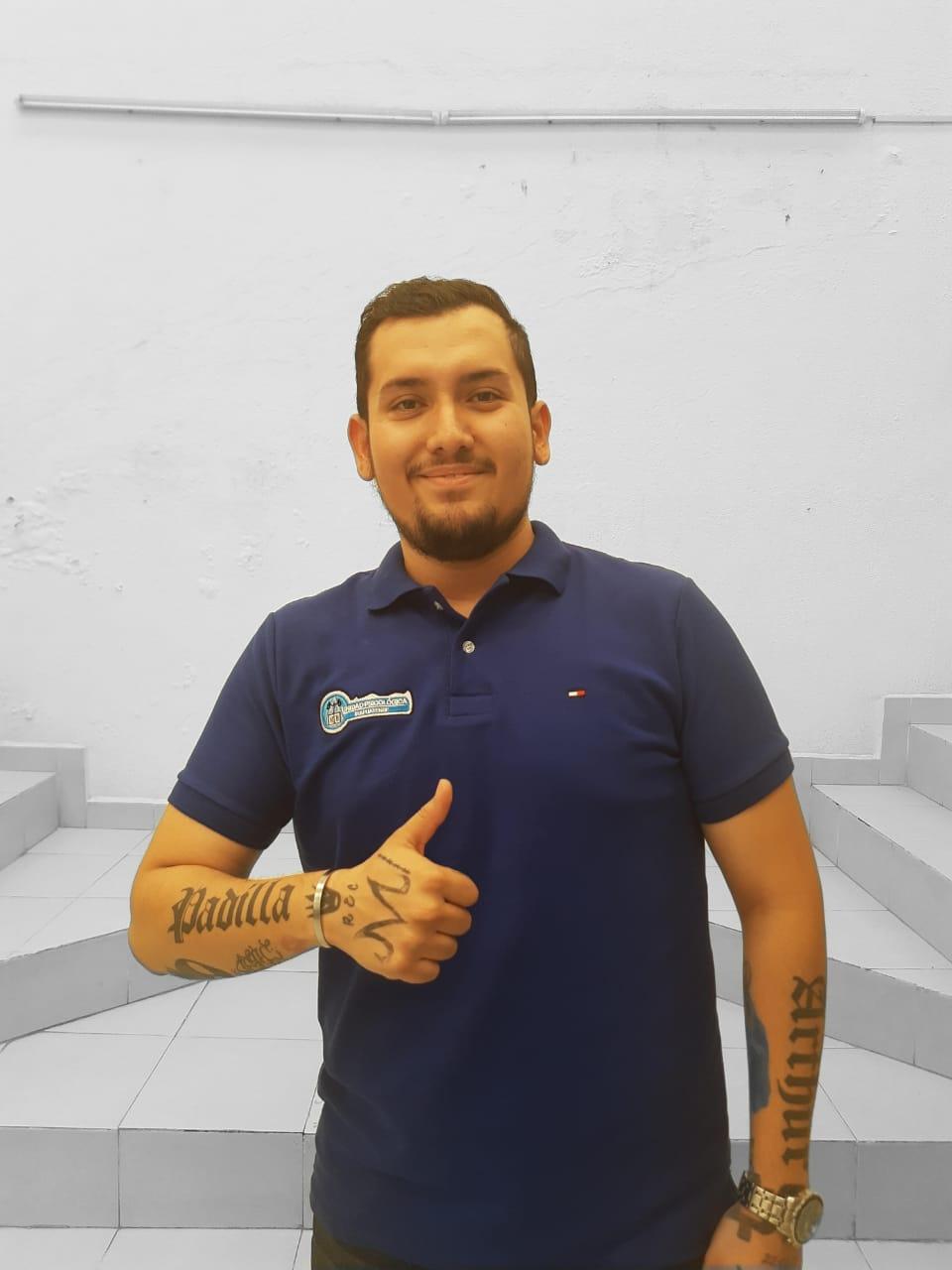 Luis Arturo Barbosa Aguilar